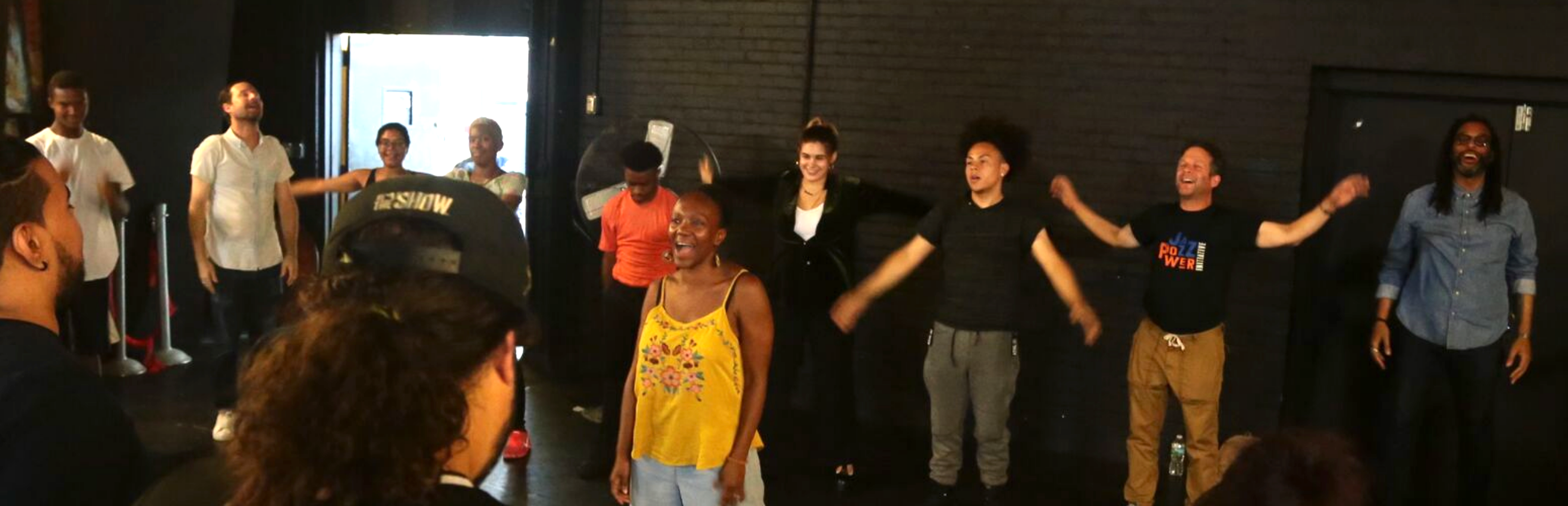 Mile-Long Opera Presents: A Voice and Movement Workshop for All