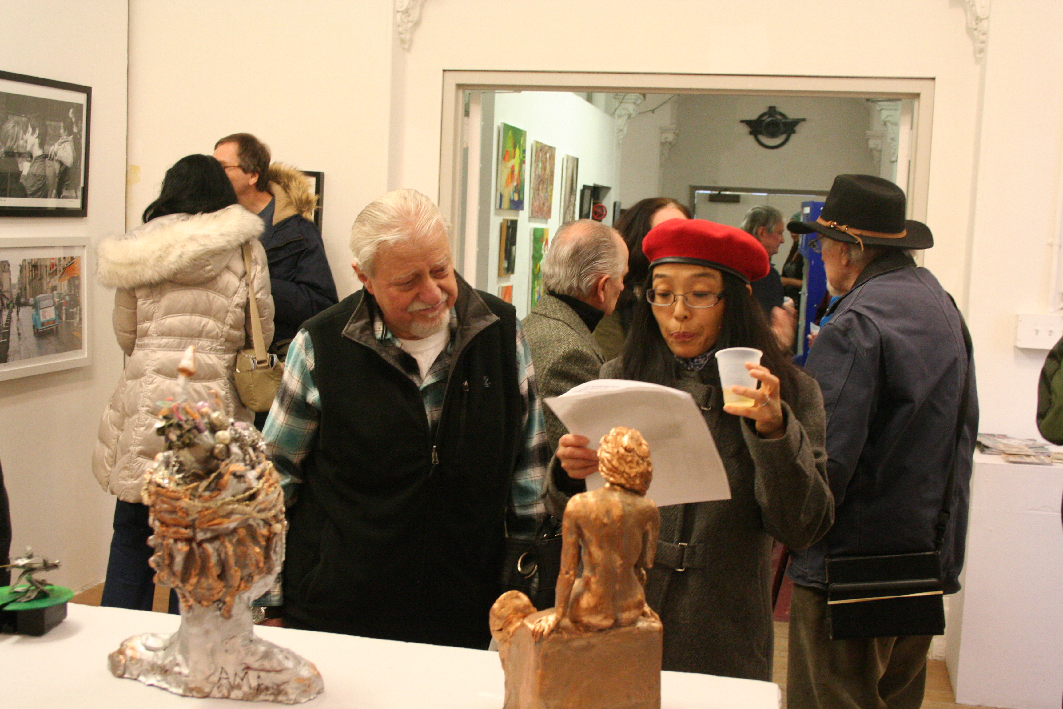 Art Lab: Artists' Reception for 16th Annual Open Show