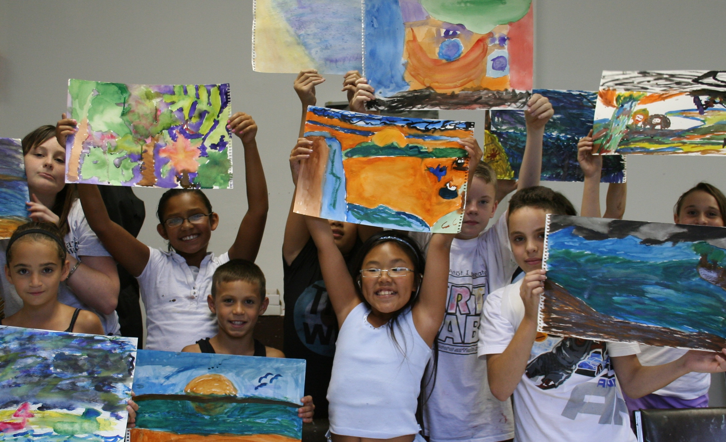 Art Lab: Winter Immersion for Kids