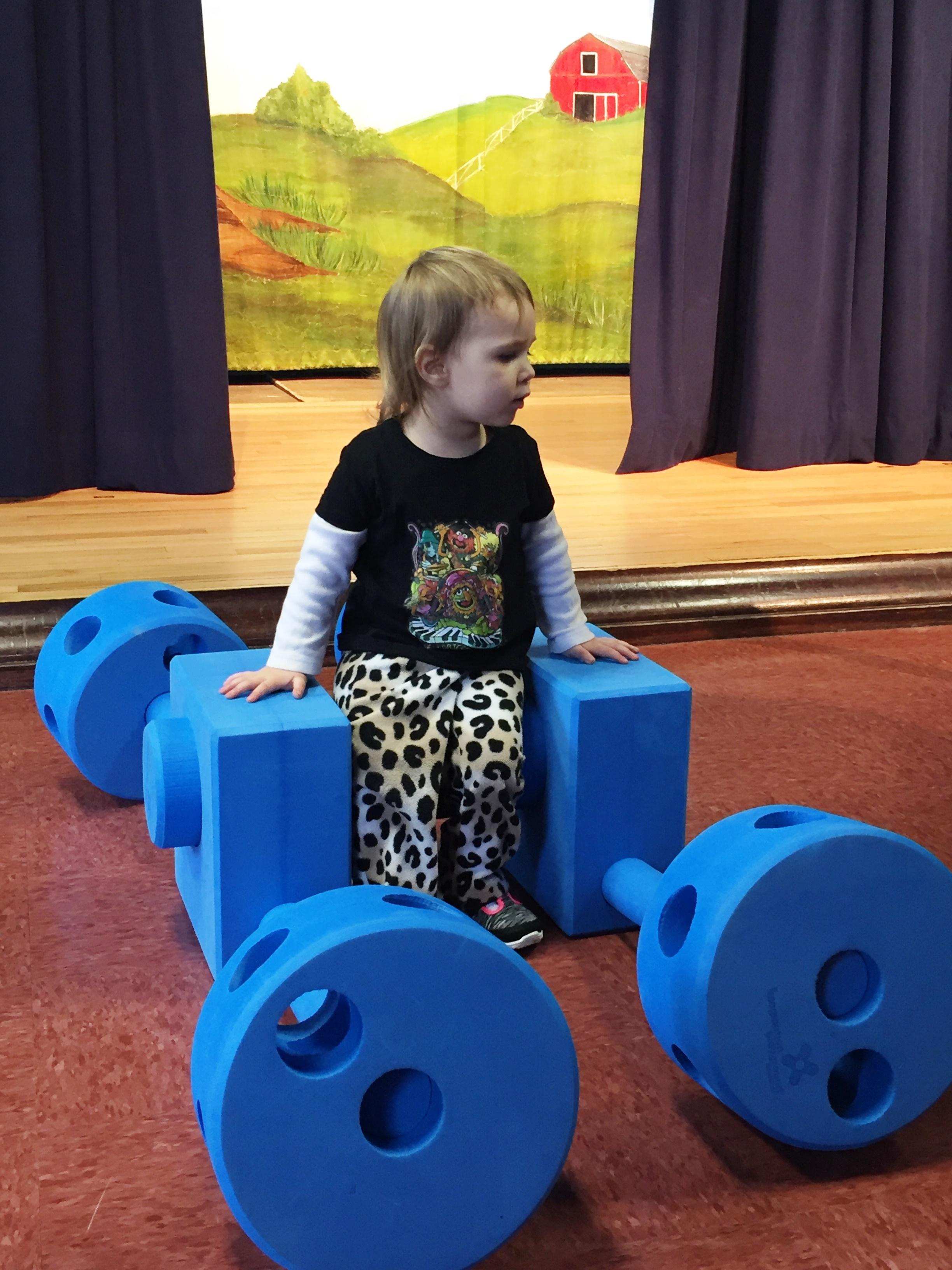 Staten Island Children's Museum: Imagination Playground