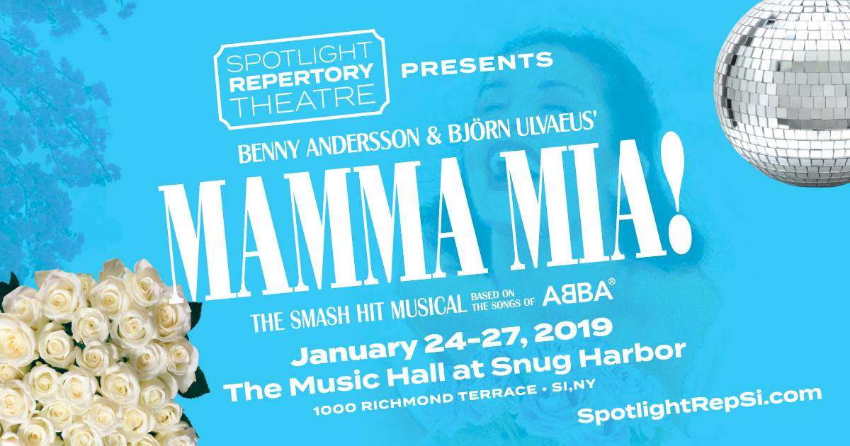 Spotlight Theatre Presents: Mamma Mia!