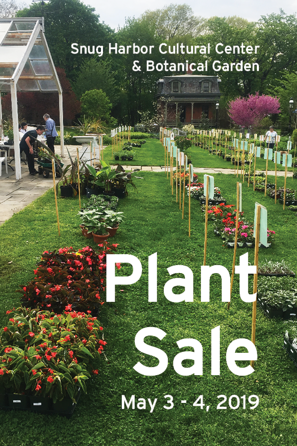 Plant Sale: Snug Harbor Members Only
