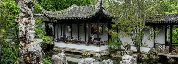 Balancing Yin and Yang: The place of Chinese philosophy in garden construction