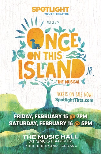 Spotlight Theatre Presents: Once on This Island Jr.