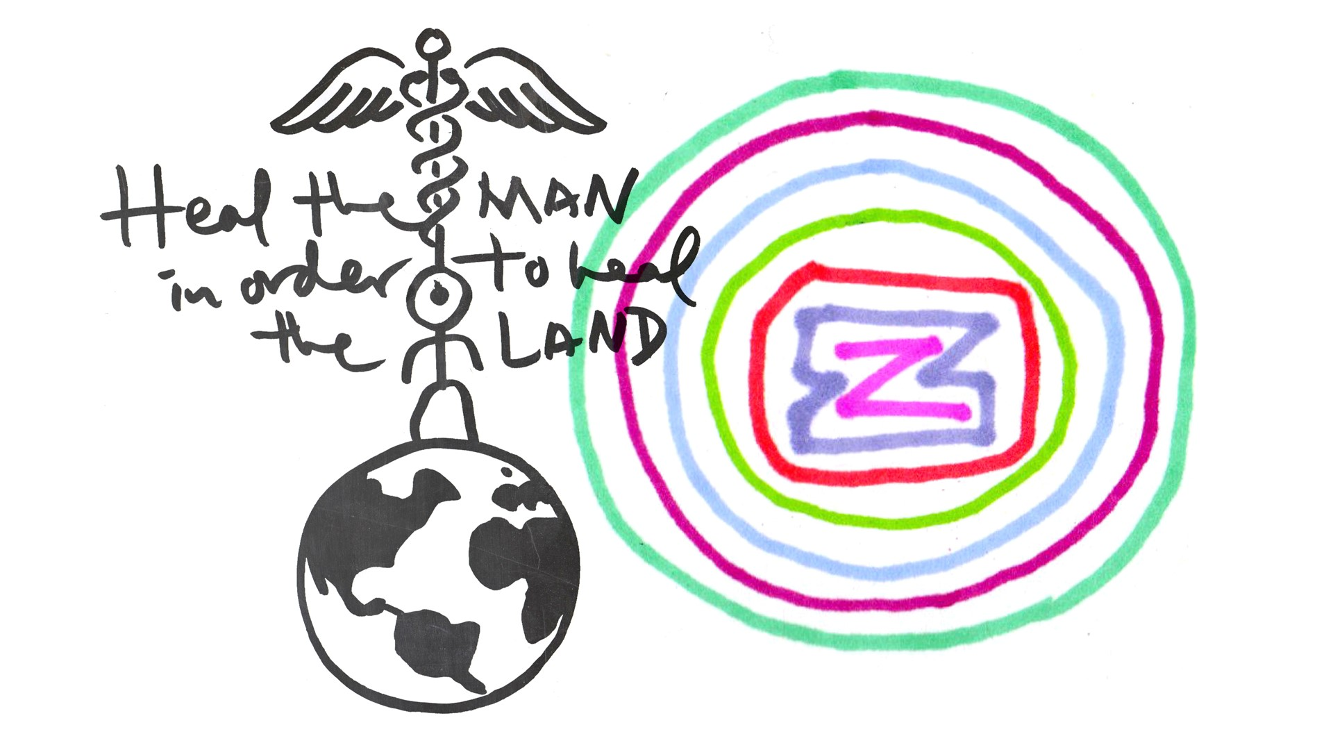 Heal the Man in order to Heal the Land: Connecting to Dreams with Healing Plants with Liz Neves of Gathering Ground