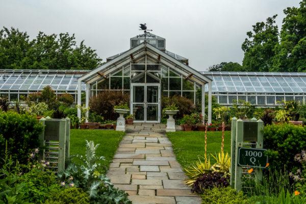 Snug Harbor Garden Tours: Perennial Garden and Carl Grillo Glass House