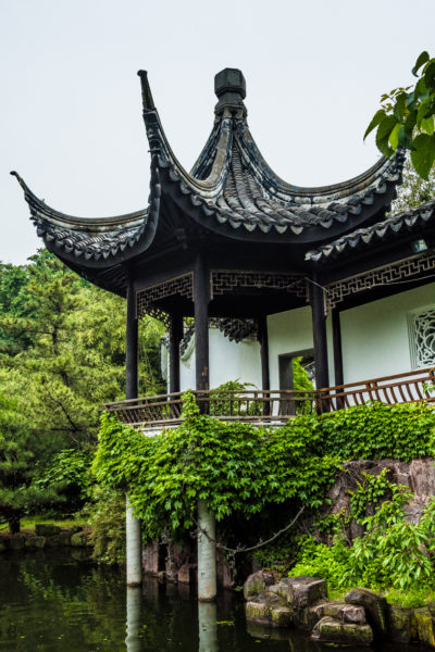 Snug Harbor Garden Tours: Four Elements of the NY Chinese Scholar's Garden
