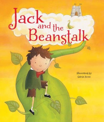Storytime in the Secret Garden: Jack and the Beanstalk