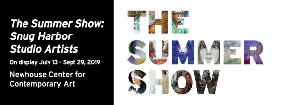 The Summer Show: Snug Harbor Studio Artists
