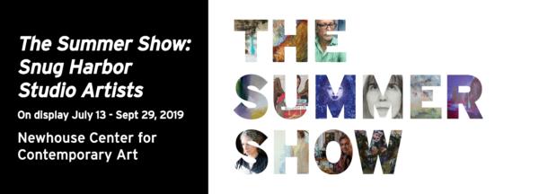 The Summer Show: Snug Harbor Studio Artists
