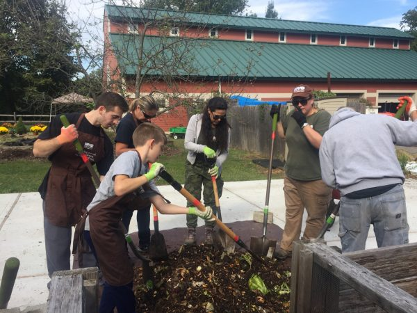 POSTPONED: Turn & Learn Compost Work Days (NYC Compost Project)