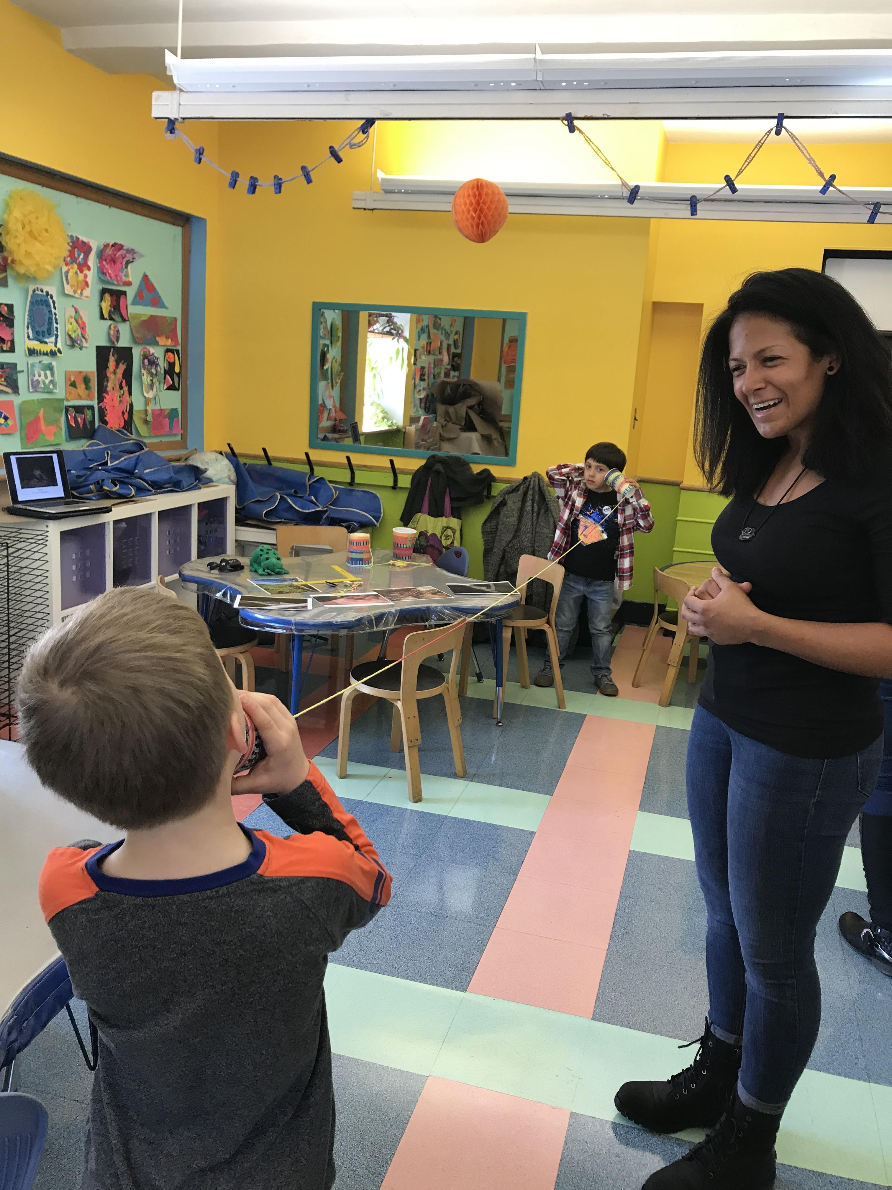 Staten Island Children's Museum: Remembering Inventor Antonio Meucci