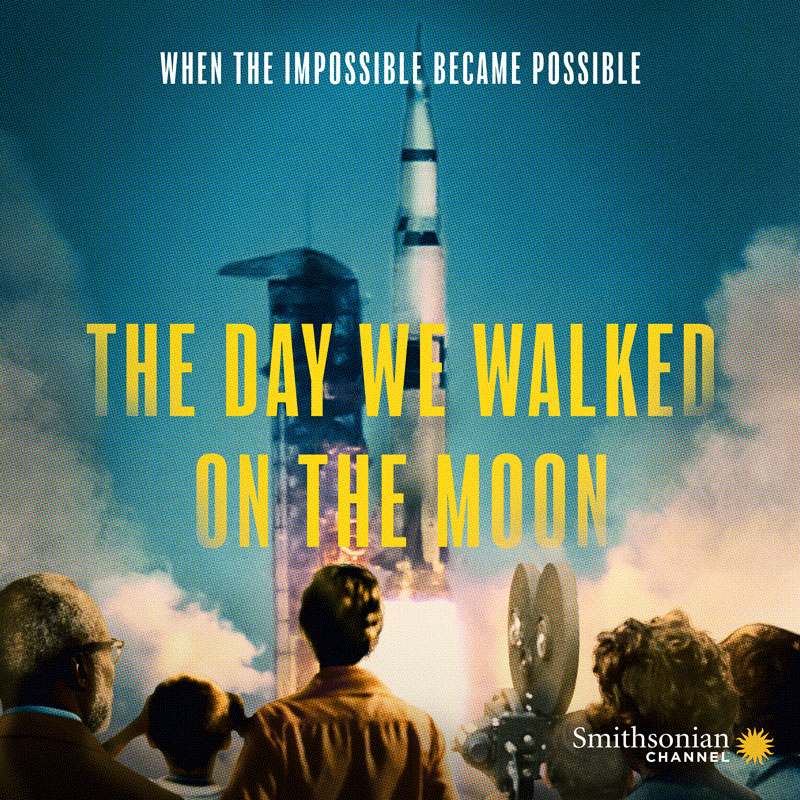 Smithsonian Screening: The Day We Walked on the Moon