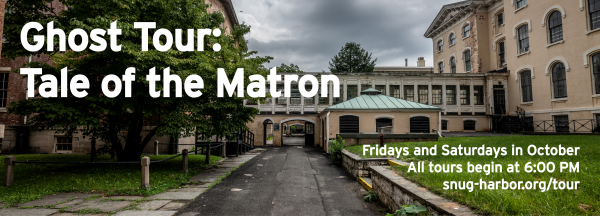 Ghost Tour: The Tale of the Matron