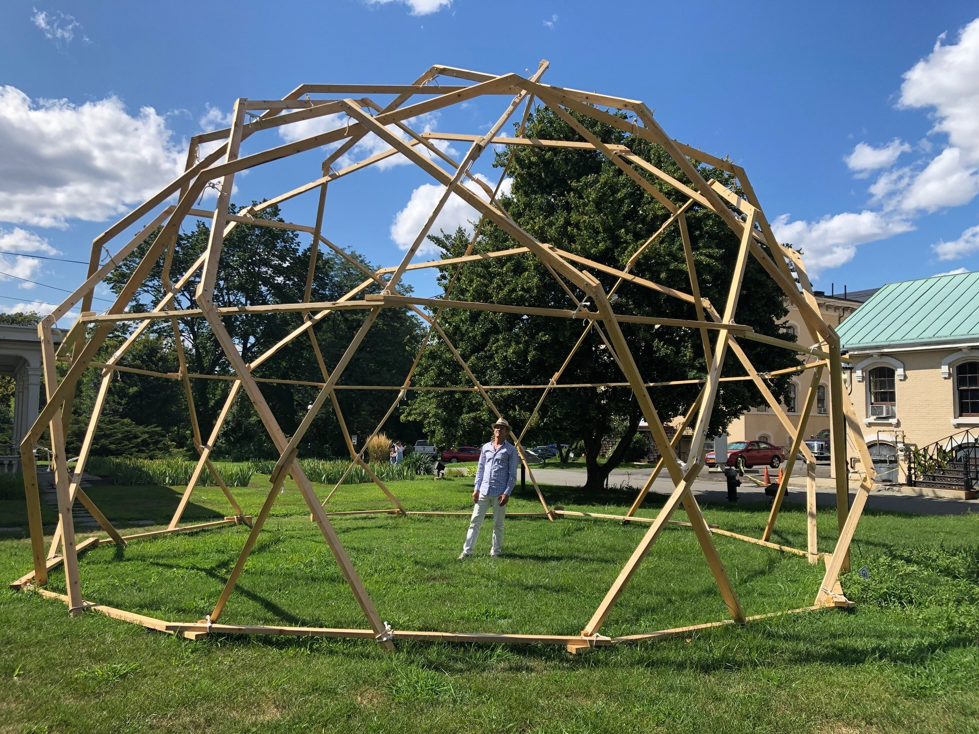 Marvel Architects presents: Lecture on Buckminster Fuller by Jonathan Marvel