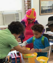 Staten Island Museum: Super Science: Candy Chromatography