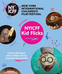 Staten Island Museum: New York International Children's Film Festival – Kid Flicks