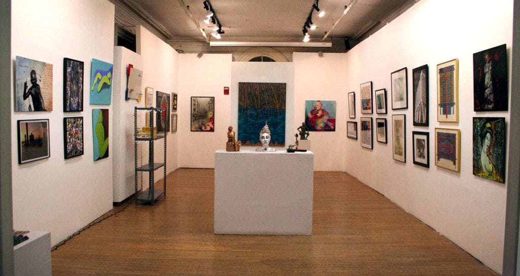 Art Lab: Opening Reception for 17th Annual Open Show
