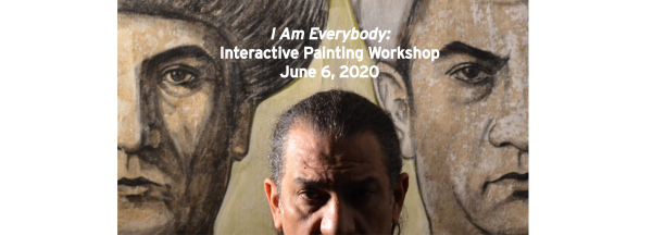 POSTPONED: I Am Everybody: Interactive Painting Workshop