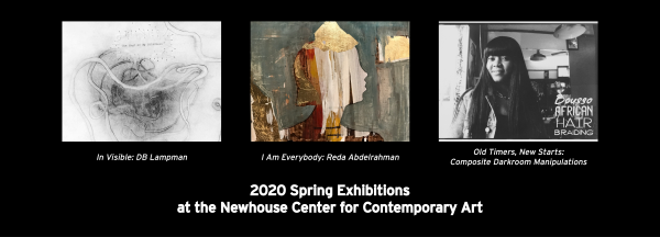 Opening Reception: Newhouse Center Spring Exhibitions