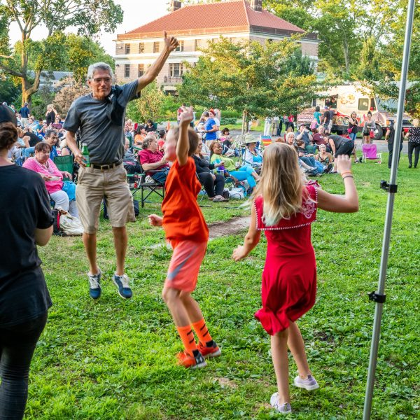 Snug Harbor at Home: Community Dance Party