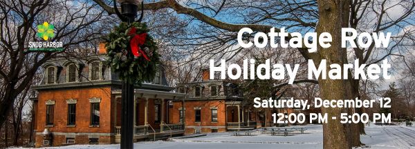 Cottage Row Holiday Market