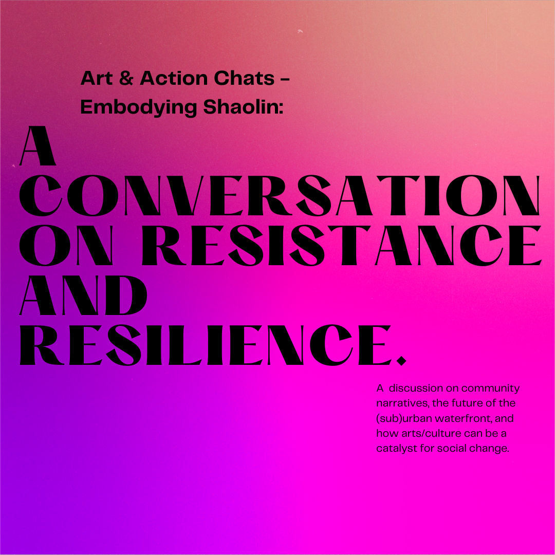 Embodying Shaolin: A Conversation on Resistance and Resilience