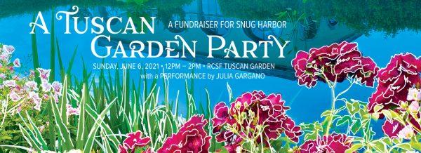 A Tuscan Garden Party