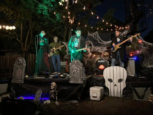 Newhouse After Dark Halloween Special: Flesh Junkies, Clutter, Anjoli Chadha